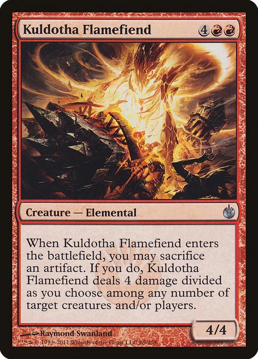Kuldotha Flamefiend image