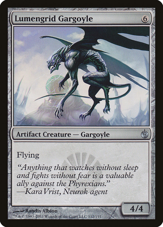 Lumengrid Gargoyle image