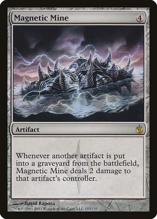Magnetic Mine image