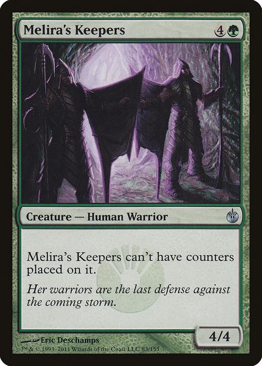 Melira's Keepers image