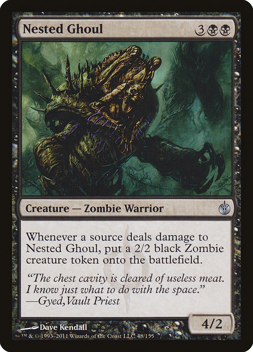 Nested Ghoul image