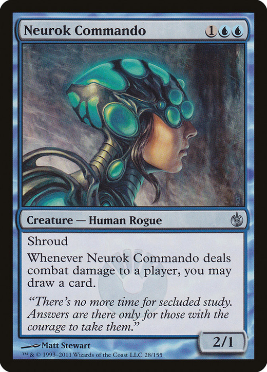 Neurok Commando image