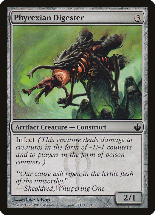 Phyrexian Digester image