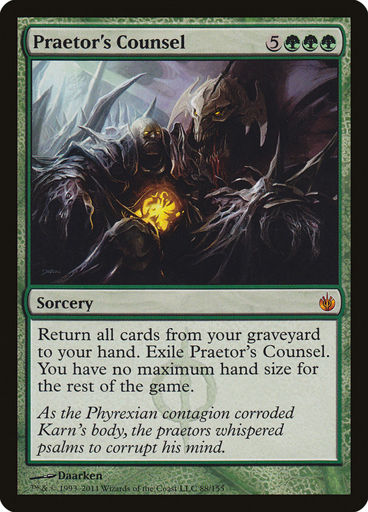 Praetor's Counsel image