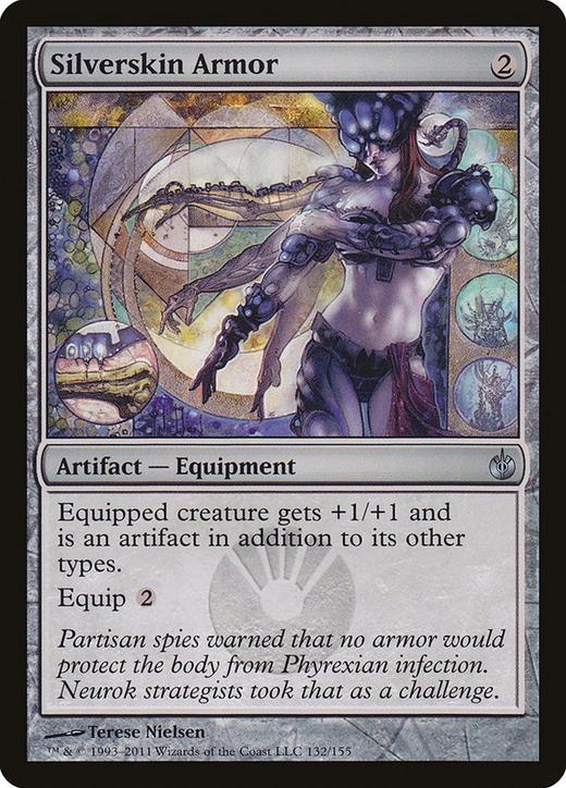Silverskin Armor image