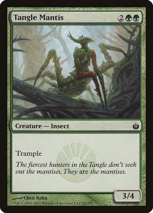 Tangle Mantis image