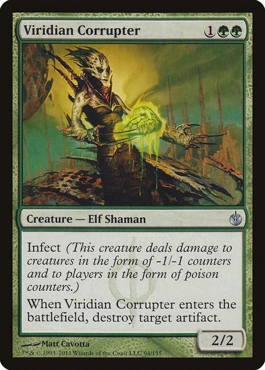Viridian Corrupter image