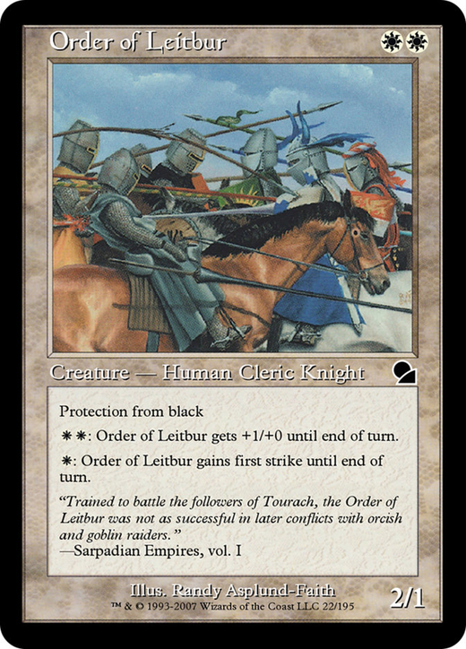 Order of Leitbur image