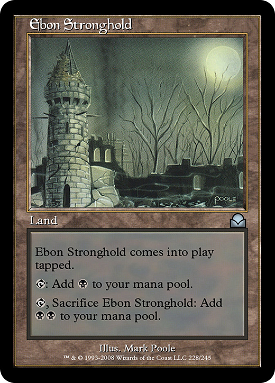 Ebon Stronghold image