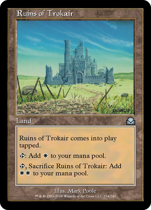 Ruins of Trokair image