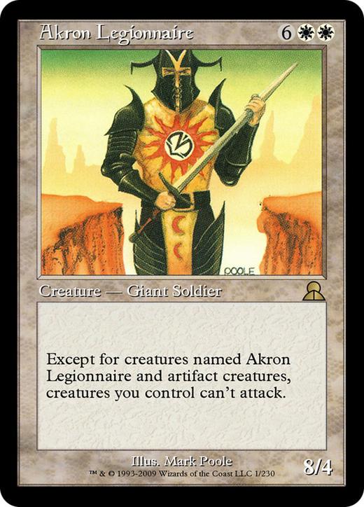 Akron Legionnaire image