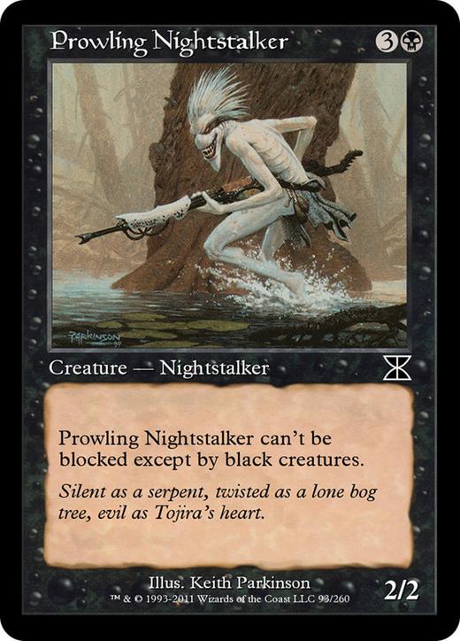 Prowling Nightstalker image