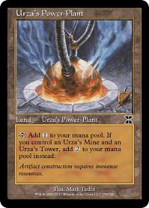 Urza's Power Plant image