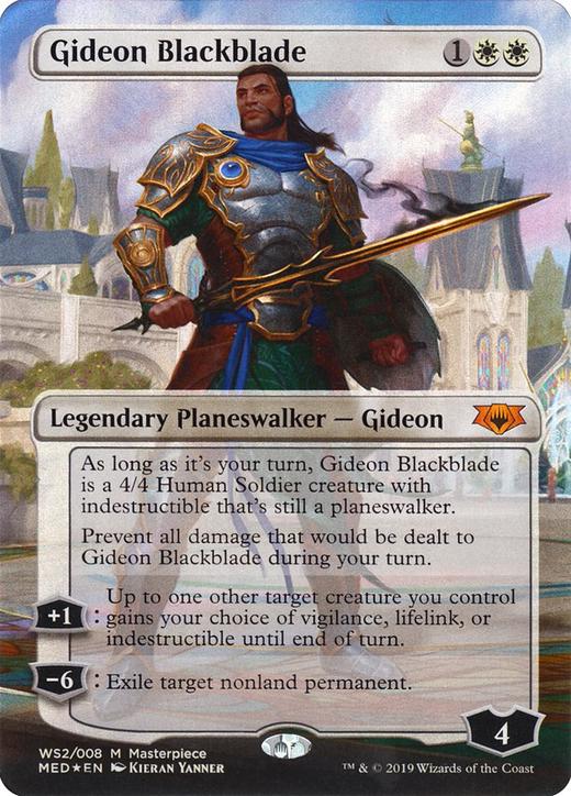 Gideon Blackblade image