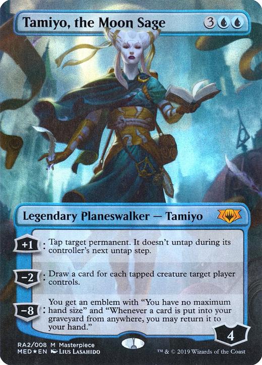 Tamiyo, the Moon Sage image