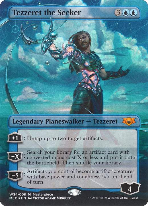 Tezzeret the Seeker image