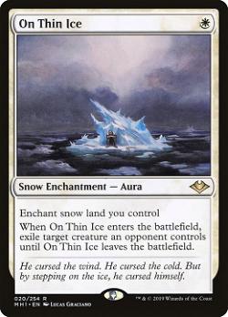 On Thin Ice image