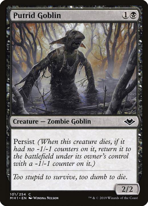 Putrid Goblin
