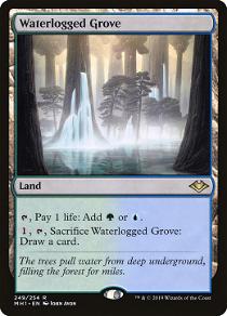 Waterlogged Grove image