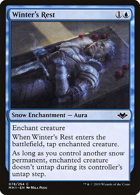 Winter's Rest image