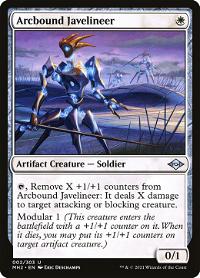 Arcbound Javelineer image