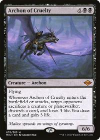 Archon of Cruelty image