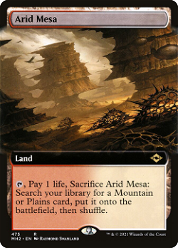 Arid Mesa image