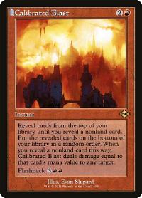 Calibrated Blast image