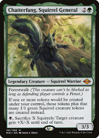 Chatterfang, Squirrel General image