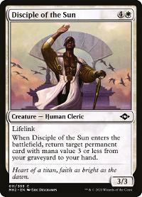 Disciple of the Sun image