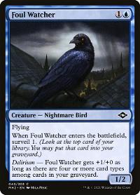 Foul Watcher image