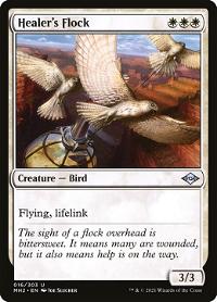 Healer's Flock image