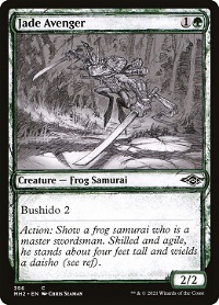 Jade Avenger image