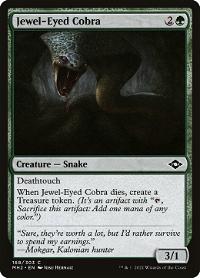 Jewel-Eyed Cobra image