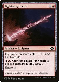 Lightning Spear image