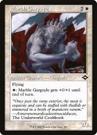 Marble Gargoyle image