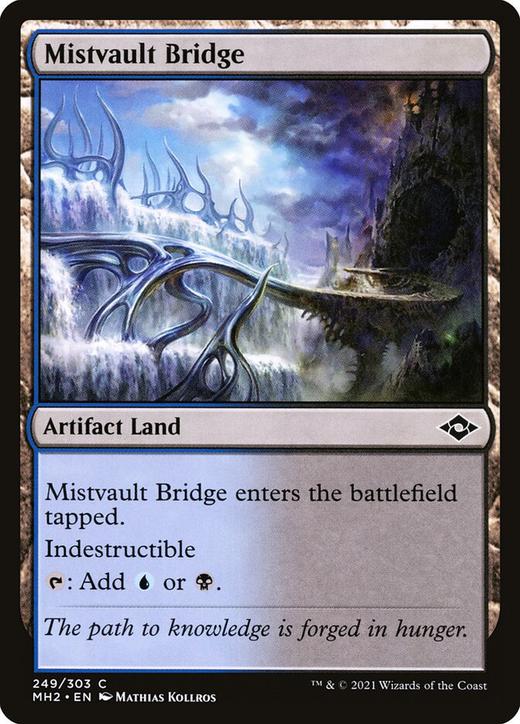 Mistvault Bridge image