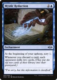 Mystic Redaction image