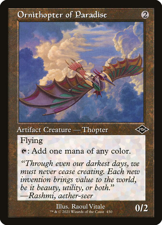 Ornithopter of Paradise?&width=200