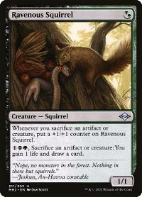 Ravenous Squirrel image
