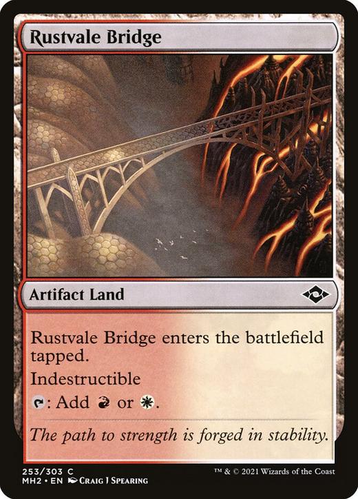 Rustvale Bridge image