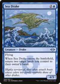 Sea Drake image