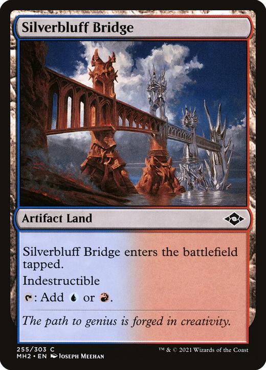 Silverbluff Bridge image