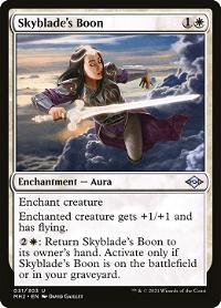 Skyblade's Boon image