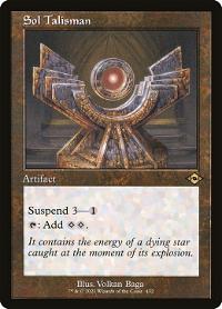 Sol Talisman image