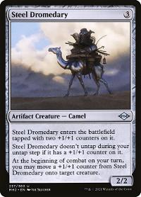 Steel Dromedary image