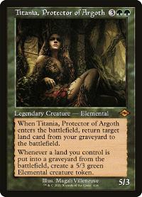 Titania, Protector of Argoth image