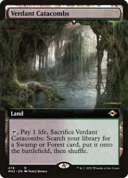Verdant Catacombs image