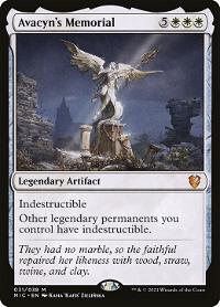 Avacyn's Memorial image
