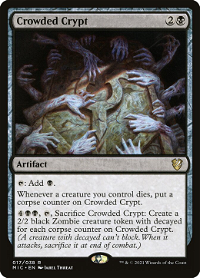 Crowded Crypt image